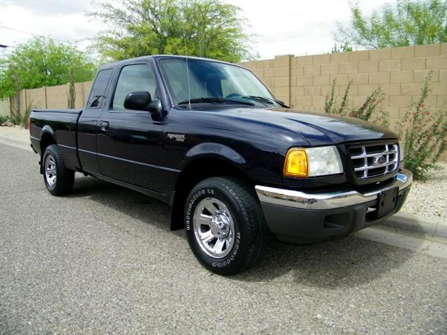 2002 Ford Ranger XLT SuperCab 3.0L AT 2WD