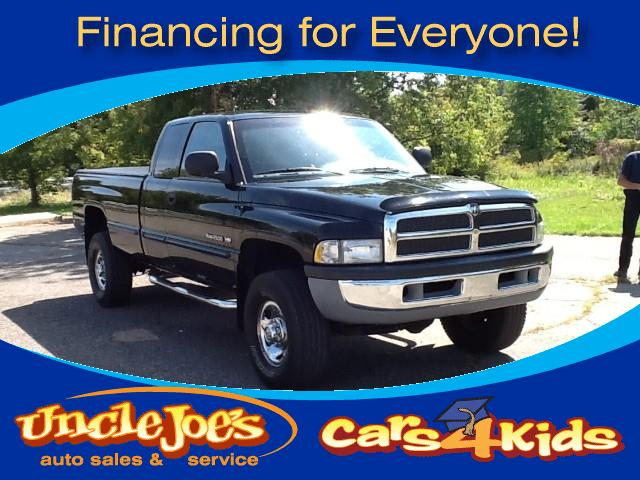 used dodge ram 2500 for sale detroit mi cargurus. Black Bedroom Furniture Sets. Home Design Ideas