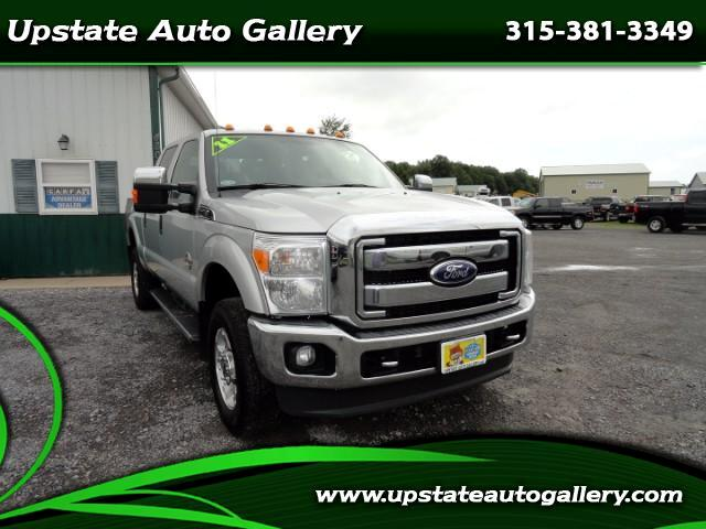 2011 Ford F-350 SD XLT Crew Cab Short Bed 4WD