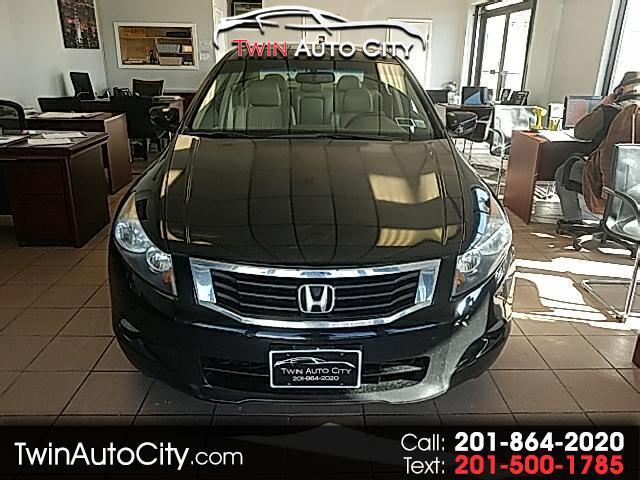2010 Honda Accord EX-L V-6 Sedan AT