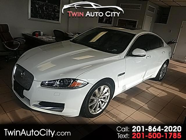 2012 Jaguar XF-Series XF
