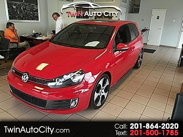 2010 Volkswagen GTI 2.0T Coupe PZEV