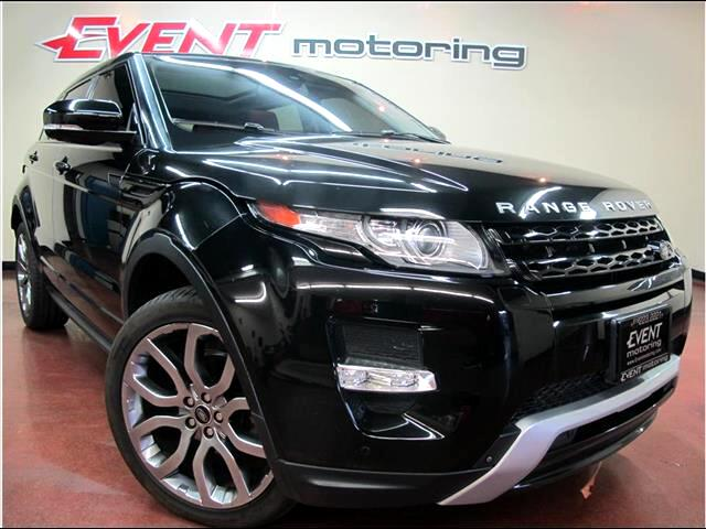 2013 Land Rover Range Rover Evoque Dynamic Premium 5-Door