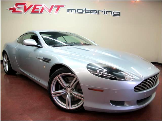 2008 Aston Martin DB9 Coupe