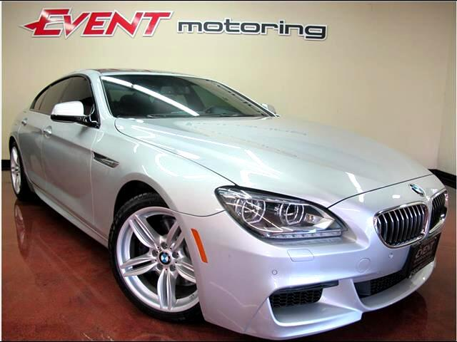 2014 BMW 6-Series Gran Coupe 640i xDrive M Sport