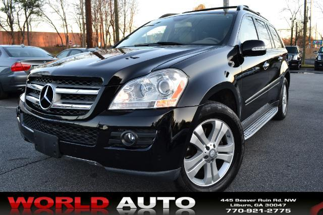 2008 Mercedes-Benz GL-Class