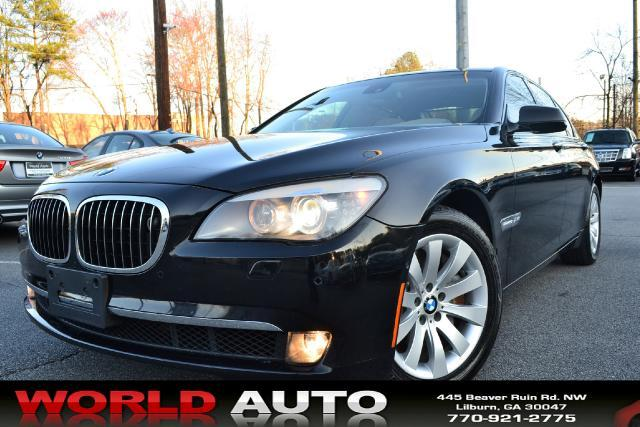 2010 BMW 7-Series
