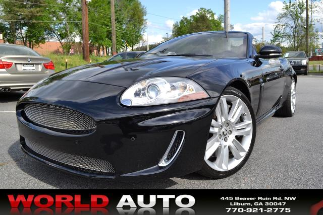 2010 Jaguar XK-Series
