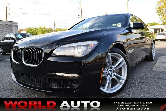 2011 BMW 7-Series
