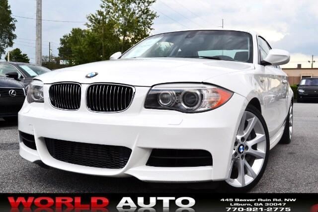 2012 BMW 1-Series 135i Coupe