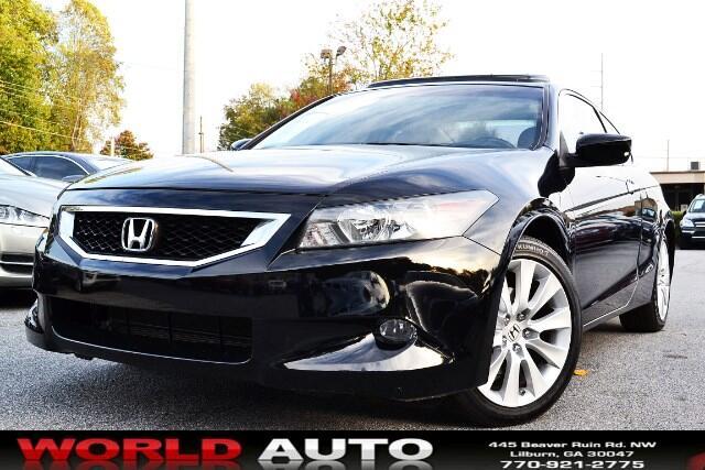 2009 Honda Accord EX-L V-6 Coupe AT
