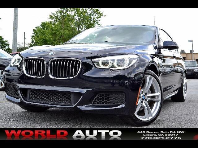2014 BMW 5-Series Gran Turismo 535i