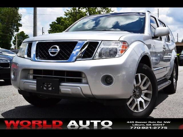2011 Nissan Pathfinder LE 2WD