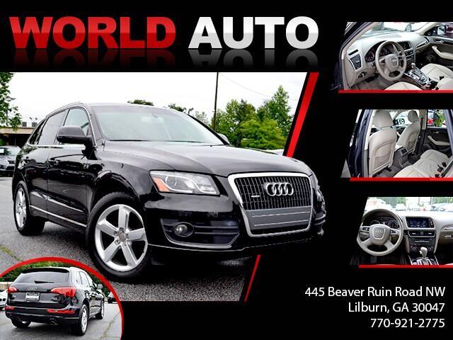 2012 Audi Q5 2.0T Premium Plus quattro