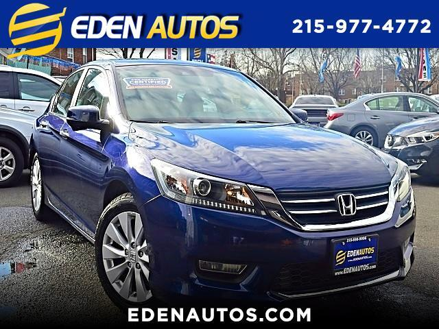 2013 Honda Accord EX-L Sedan CVT
