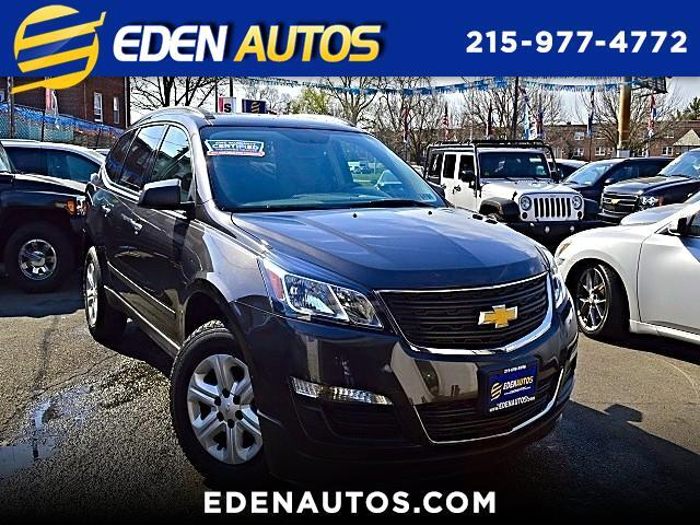 2014 Chevrolet Traverse LS FWD w/PDC