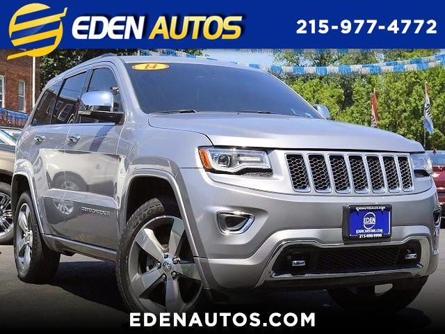 2014 Jeep Grand Cherokee Overland 4WD