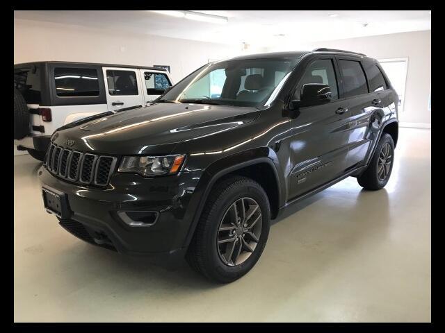2016 Jeep Grand Cherokee Laredo 75th Anniversary 4WD