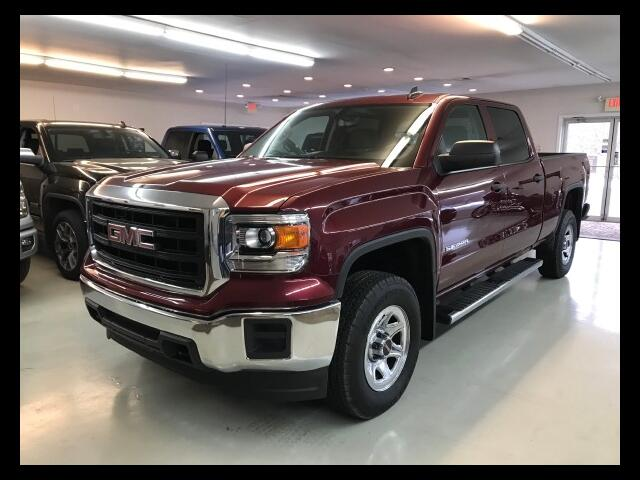 2015 GMC Sierra 1500 Base Crew Cab Long Box 4WD