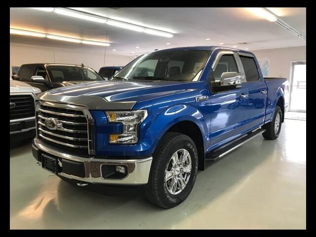 2016 Ford F-150 XLT SuperCrew 6.5-ft. Bed 4WD