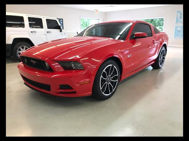 2014 Ford Mustang GT Premium Coupe