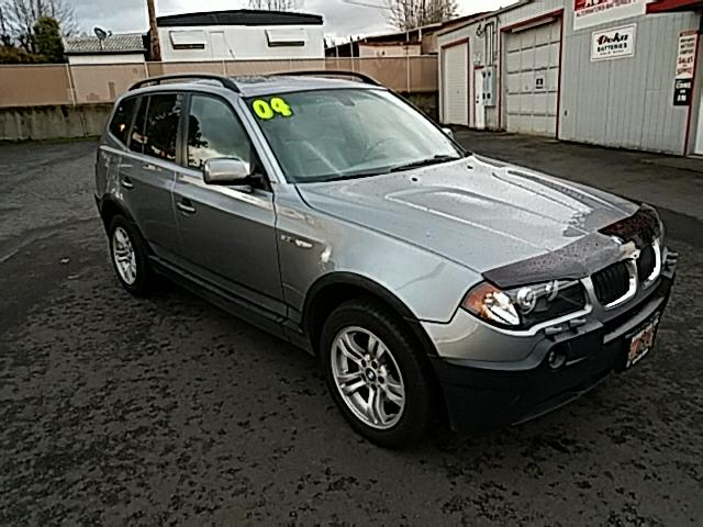 2004 BMW X3 3.0i  PANO ROOF!  SPOTLESS! 30 SVC RECORDS!