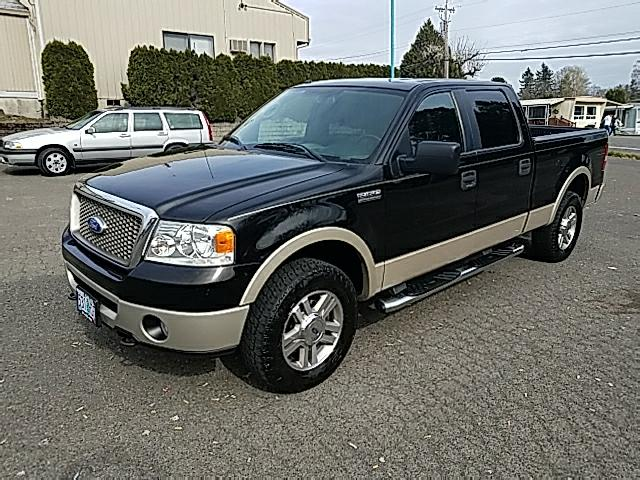 2007 Ford F-150 Lariat SuperCrew 4WD LEATHER!! LOADED!! HOT!!