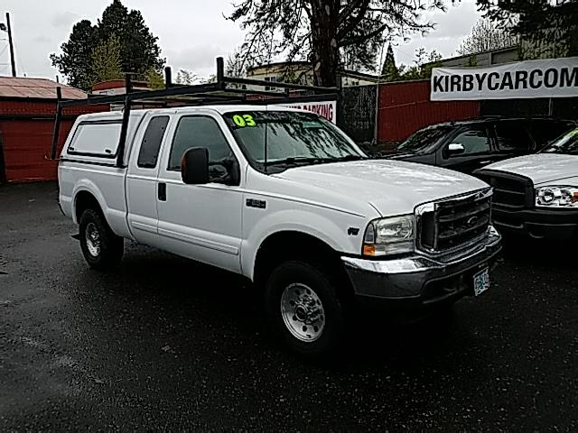2003 Ford F-250 SuperCab 4WD $7K NEW MOTOR & CLUTCH!