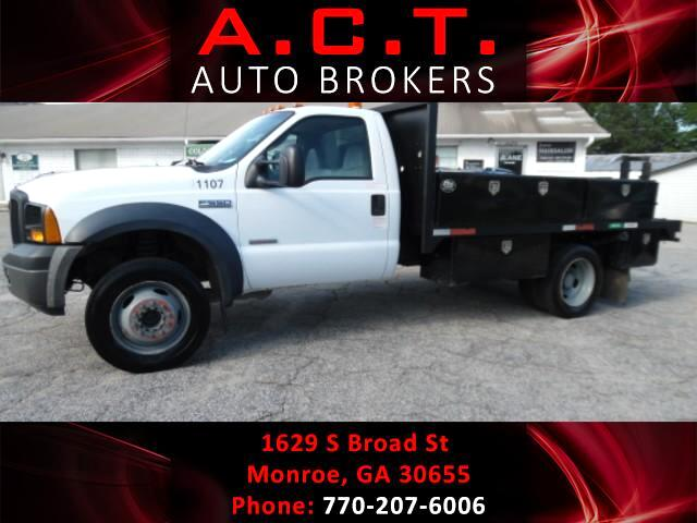 2006 Ford F-550 Regular Cab 2WD DRW