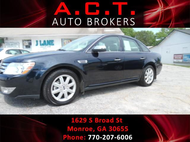 2009 Ford Taurus Limited FWD