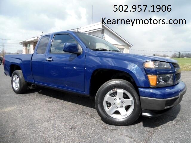2010 Chevrolet Colorado LT1 Ext. Cab 2WD