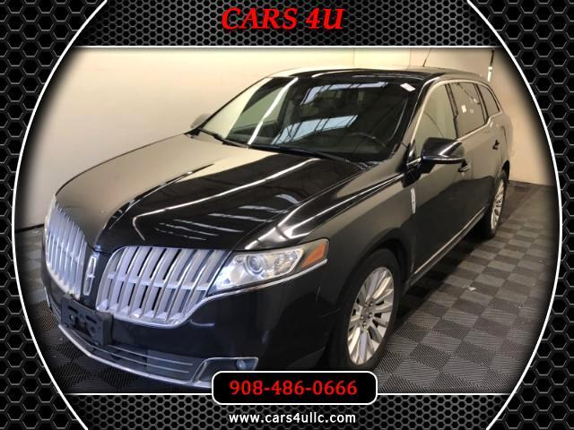 2012 Lincoln MKT 3.5L with EcoBoost AWD