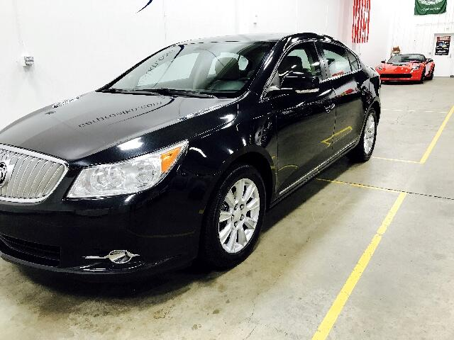 2012 Buick LaCrosse Premium Package 1, w/Leather
