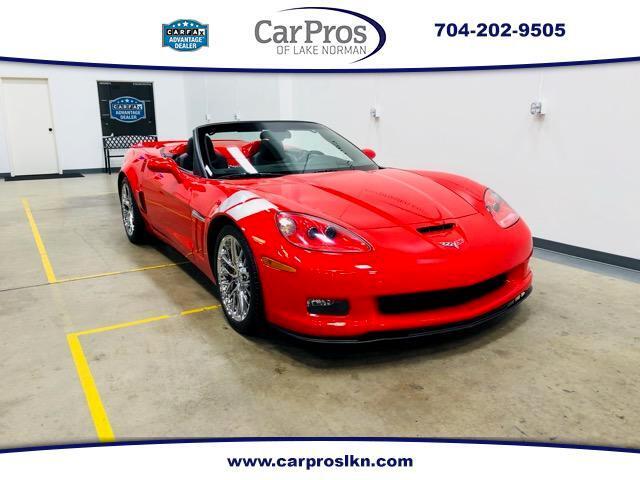 2012 Chevrolet Corvette Grand Sport Convertible 3LT