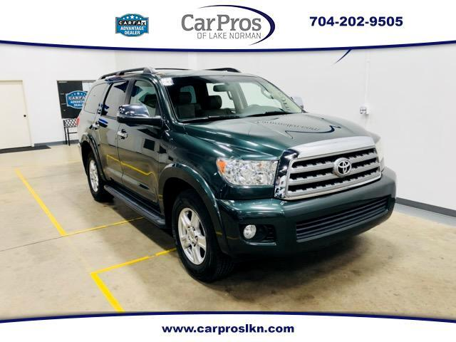 2008 Toyota Sequoia Limited 2WD