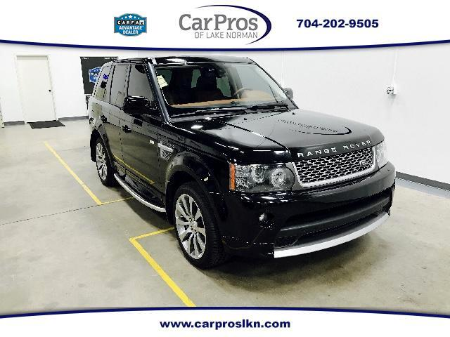 2010 Land Rover Range Rover Sport 5.0L V8 Supercharged Autobiography