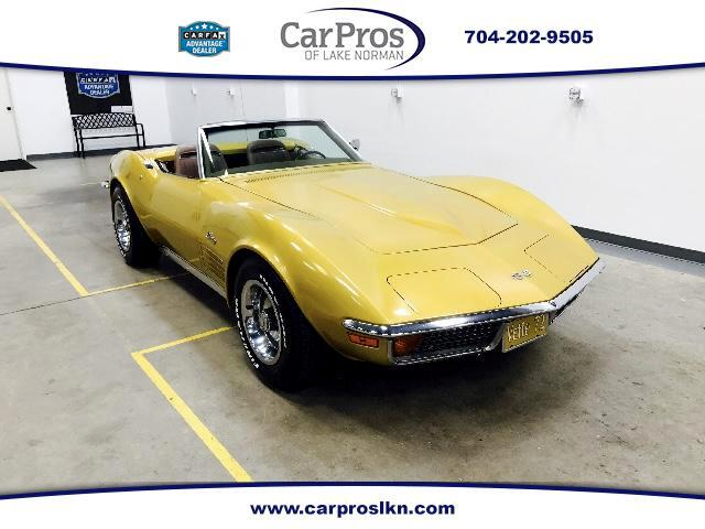 1972 Chevrolet Corvette Stingray 1LT Convertible