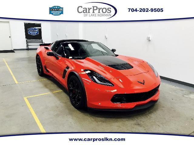 2016 Chevrolet Corvette 1LZ Z06 Coupe