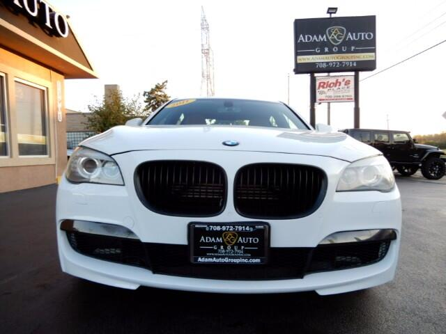 2011 BMW 7-Series 750Li xDrive