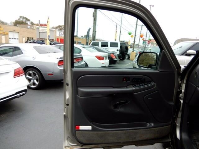 2003 Chevrolet Avalanche Z71 4WD