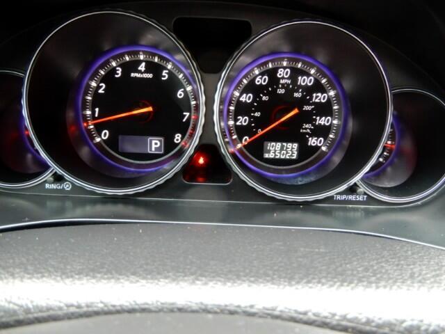 2008 Infiniti M 35 AWD