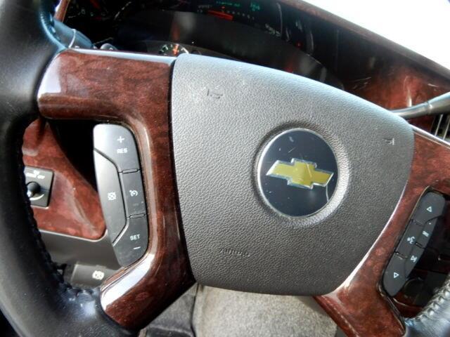 2010 Chevrolet Express RV G2500