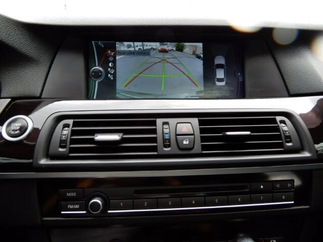 2012 BMW 5-Series 550i xDrive