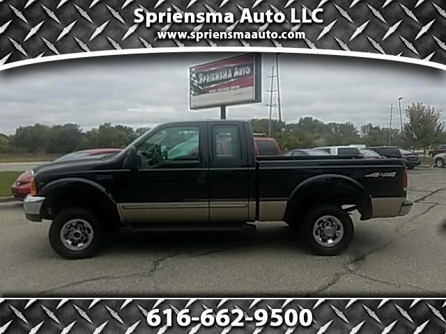 1999 Ford F-250 SD Lariat SuperCab Short Bed 4WD