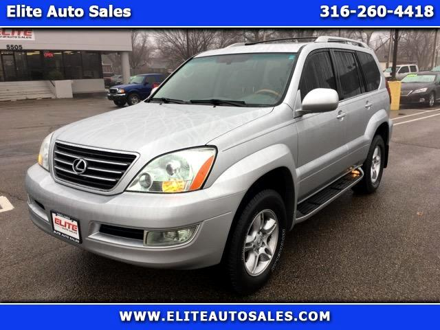 used 2006 lexus gx 470 sport utility for sale in wichita ks 67218 elite auto sales. Black Bedroom Furniture Sets. Home Design Ideas