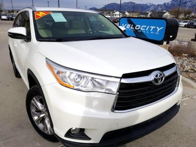 2014 Toyota Highlander XLE V6