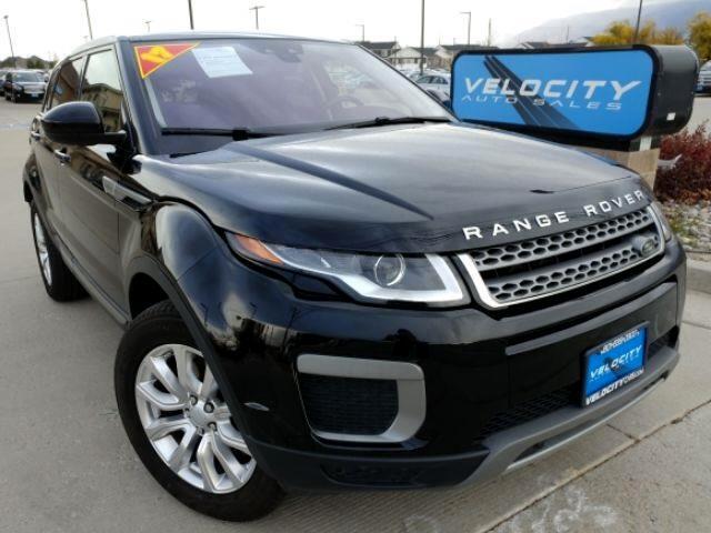 2017 Land Rover Range Rover Evoque AWD
