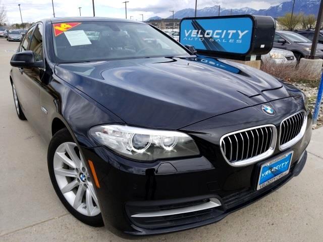 2014 BMW 5-Series 535d xDrive