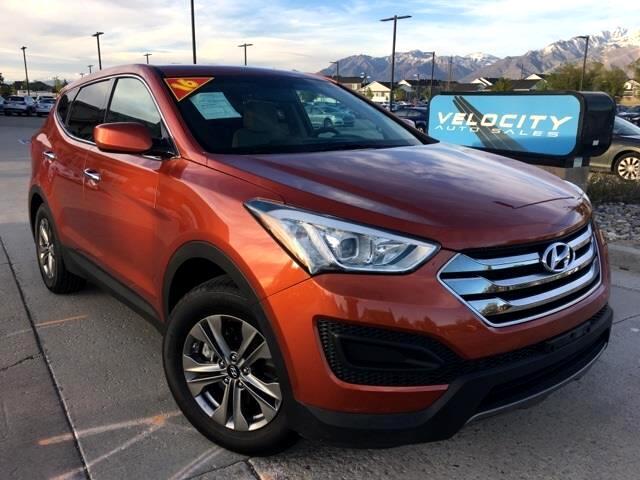 2016 Hyundai Santa Fe 2.4L
