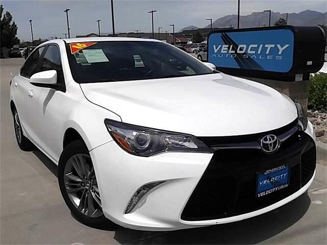2016 Toyota Camry SE